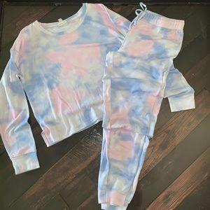 Tie Dye Pajamas